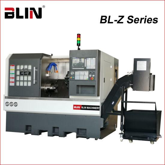Economical Slant Bed CNC Lathe Machine
