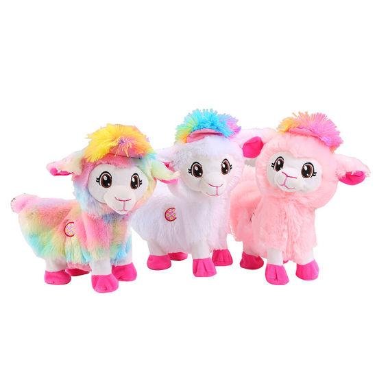 Attractive Plaiying Dancing Plush Toy for Kids