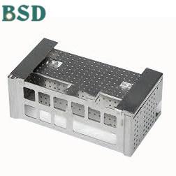 High Precision Customized OEM/ODM Laser Cutting Punching Stamping Sheet Metal Parts