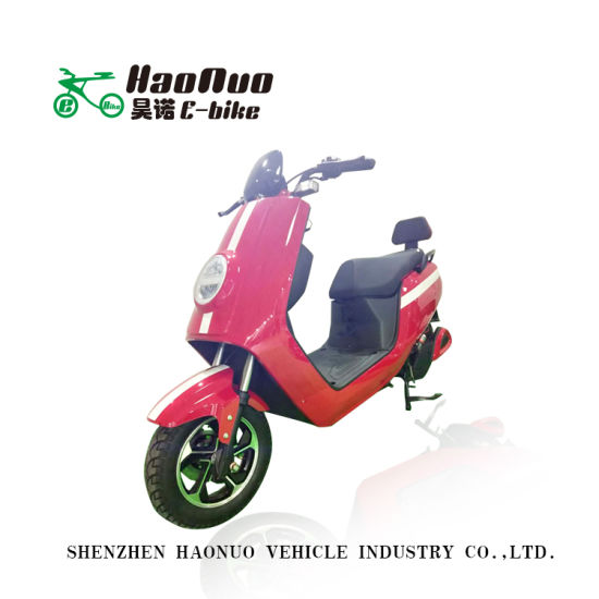 2020 China Factory 2 Wheel Stand 72V 800watt Electric Motorcycle for Adult pictures & photos