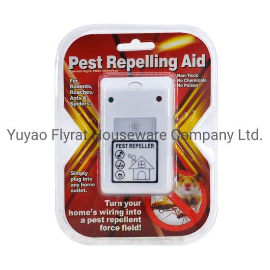 Ultrasonic Pest Repeller Fr-023