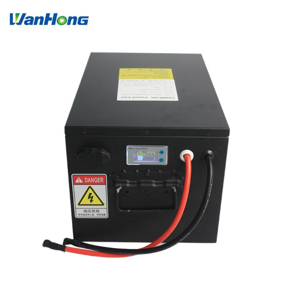 48V 100ah Solar Storage Battery/Lithium Batteries/Li Ion Battery/Lithium Batteries/Deep Cycle Battery with Charger/Inverter for Solar Storage System