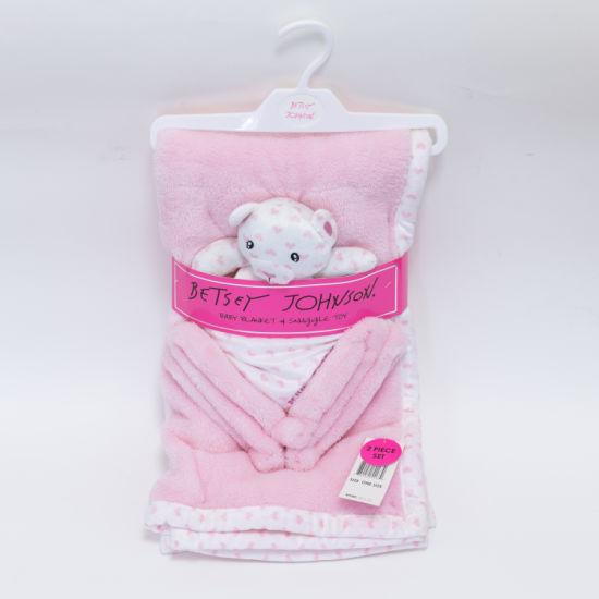 China Wholesale Super Soft Design 100% Polyester Printed Comforter Newborn Baby Blanket