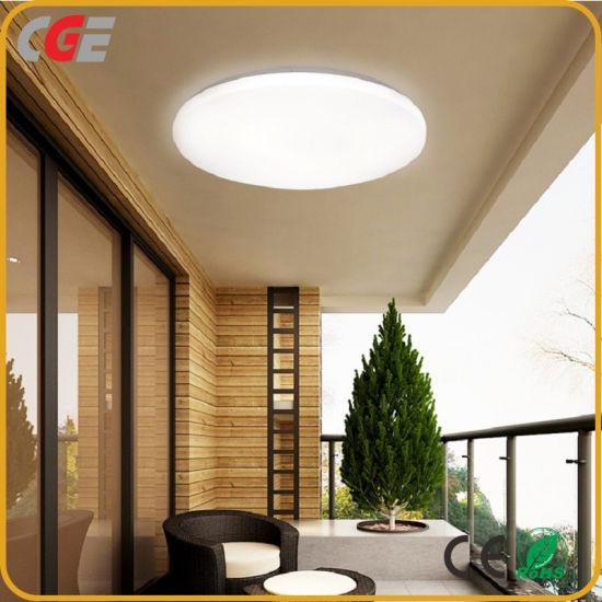 Newly LED Module High Brightness High Lumen Ra 80 AC175-265V Acoustooptic Control LED Square Module for Ceiling Light