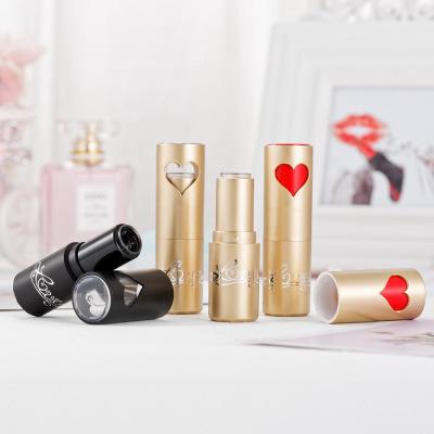 New Round Heart Multi-Color Lipstick Tube High-Grade Lipstick Tube