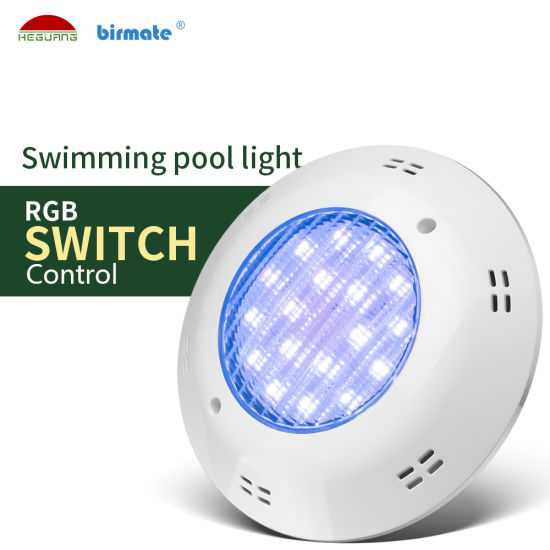 25W IP68 Structure Waterproof LED Surface Mounted LED Swimming Pool Light Underwater LED Pool Lighting