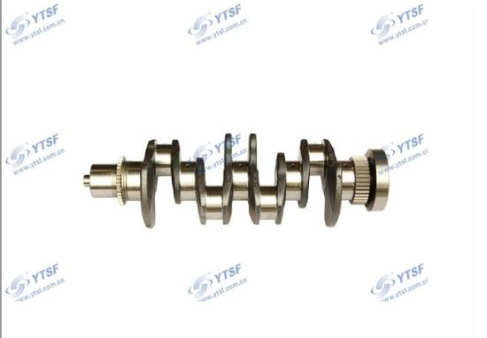 Genuine Isde Auto Spare Parts Crankshaft C3974539