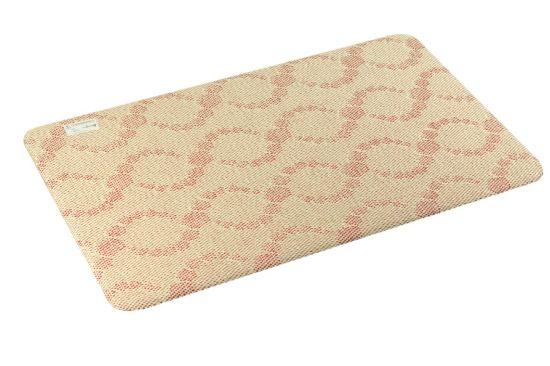 Wholesale Kitchen Fireproof PVC Woven Flooring Anti Fatigue Comfort Mat