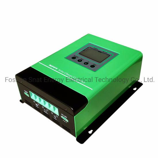 60A 12V/24V/48V MPPT Solar Intelligent Charger Controller