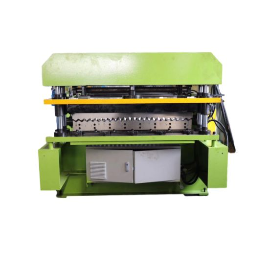 Multifunctional Corrugated Roof Plate Making Roll Forming Machine for Wholesales Price