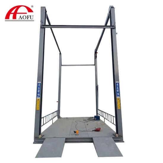 High Quality 4 Post Car Lift Platform for Rising