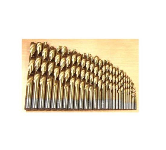 Set 29Pc HSS Metal Box High Speed Steel Titanium Coated Drill Bit 1//16 to 1//2