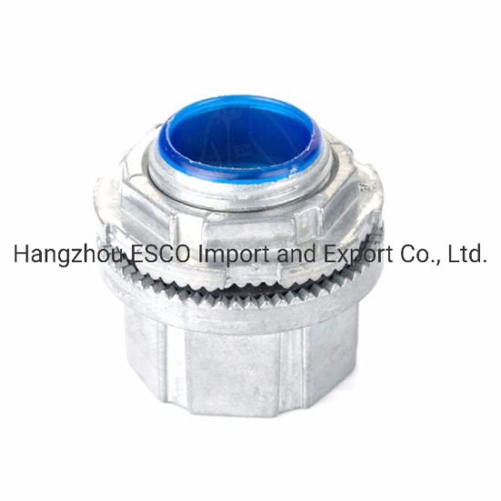 Threaded Watertight Hub for Rigid Conduit