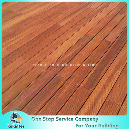 Bamboo Decking Outdoor Strand Woven Heavy Bamboo Flooring Villa Room 50 pictures & photos