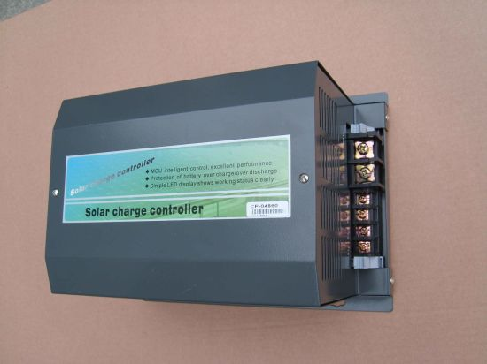 Solar Charger Controller for Solar Power System