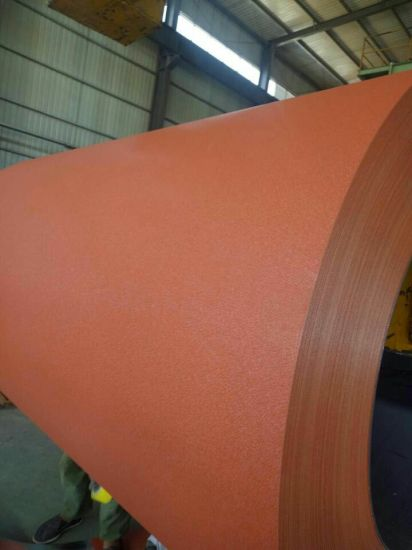 Color Coated Galvanized Steel Coil PPGI (0.14-0.8mm) pictures & photos
