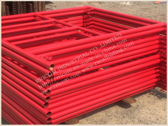China Wholesale H Frame Scaffolding Parts, Ladder/H and Door Frame ...