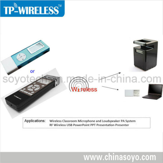 China Rf Wireless Microphone Amplification System For Classroom