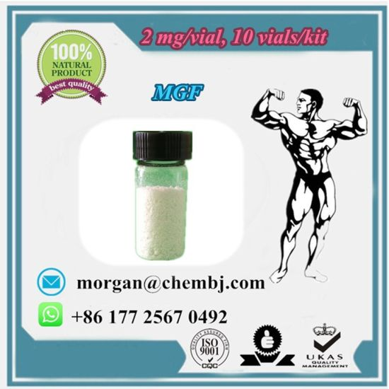 Mgf CAS 140703-51-1 GMP Certified Peg- Mgf for Bodybuilding Peg with pictures & photos