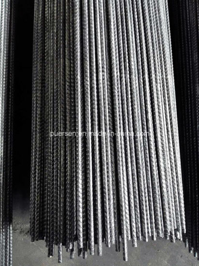 Drawn Wire Ribbed Wire 5.5 pictures & photos