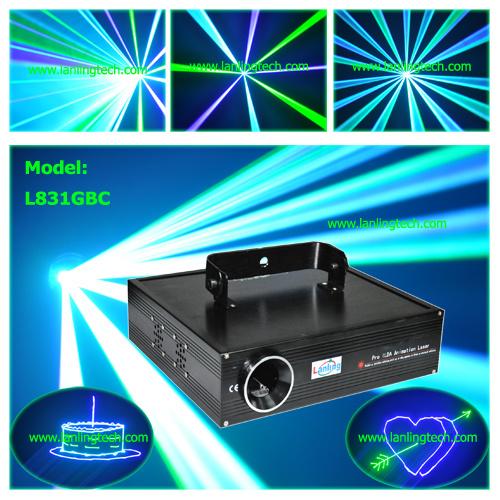 Laser Show System Gbc Cartoon Laser Light