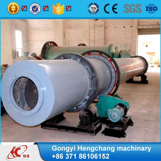 Woodships/ Sawdust / Coal Slurry Rotary Dryer/Drying Machine pictures & photos
