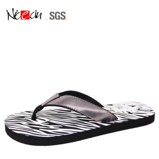 PU Flip Flops Women Casual Shoes Summer Slipper