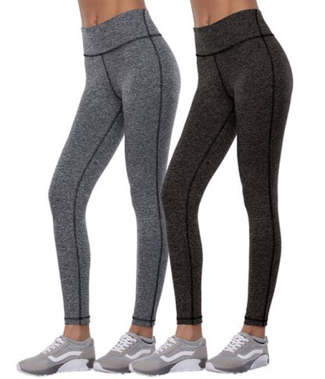 c0dba65ebb Women′s Activewear Yoga Pants High Rise Workout Gym Spanx Tights Leggings  pictures & photos