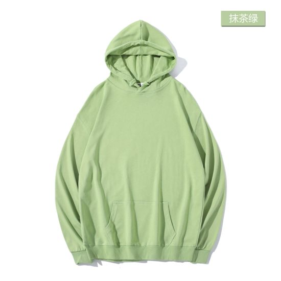 Hot Sell Custom Logo Leisure Fashion Clothes Cotton Sweater Hoody