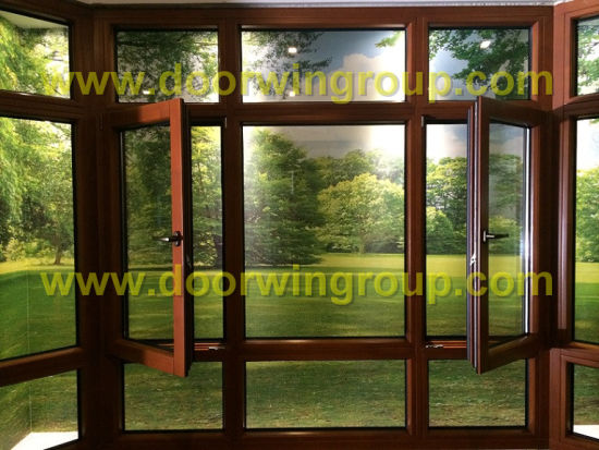 Solid Timber Aluminum Bay and Bow Windows