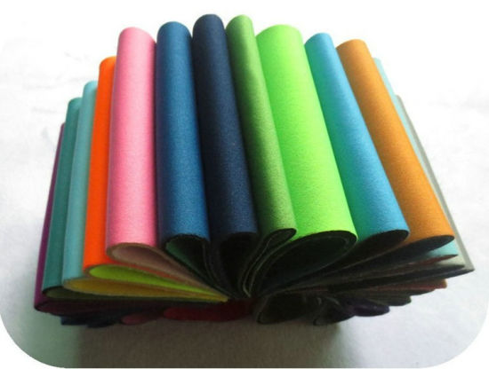 Chinese Products Sold Printed Neoprene Fabric pictures & photos