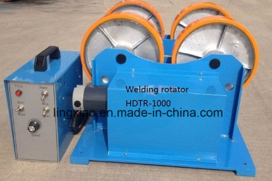Welding Turning Bed Hdtr-1000 /Hdtr-3000 for Pipe Welding pictures & photos