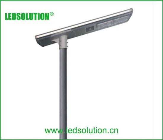Tc Series Integrated Solar LED Street Light 20W-80W LED Road Light LED Outdoor Lighting Street Light