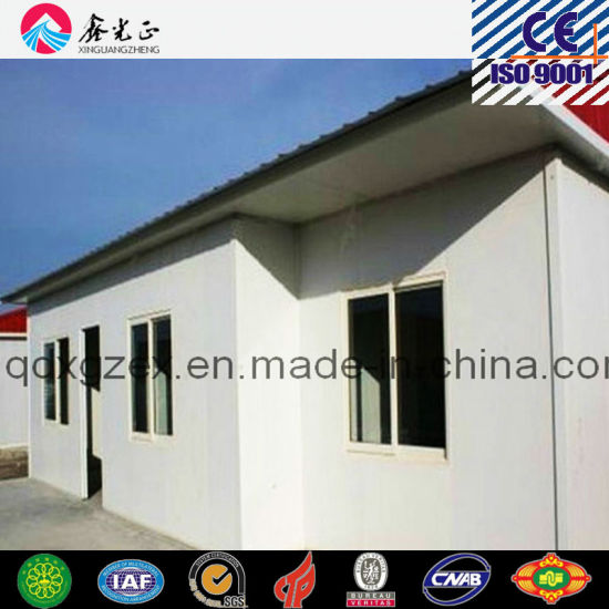 EPS Color Steel Sandwich Wall Panel Prefab House pictures & photos