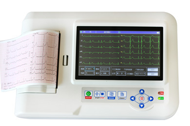 CE Digital 3/6 Channel ECG Machine ECG600g pictures & photos