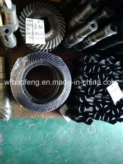 PC Pump Lbq18/D-03-06/07 Driven Shaft Bevel 63 Gear Shaft for Screw Pump in The Oilfield pictures & photos