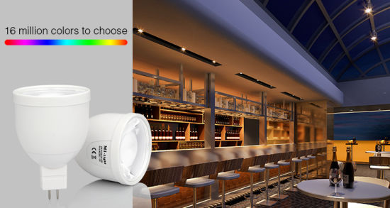 5W MR16 RGBW LED Spotlight pictures & photos