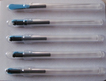 Conductive Plastic Handle Needle pictures & photos