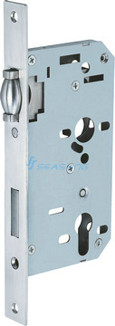 High Quality Stainless Steel Fireproof Door Lock, Roller Latches pictures & photos