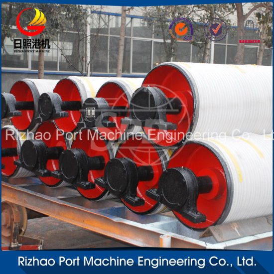SPD High Quality Conveyor Pulley for Conveyor System pictures & photos