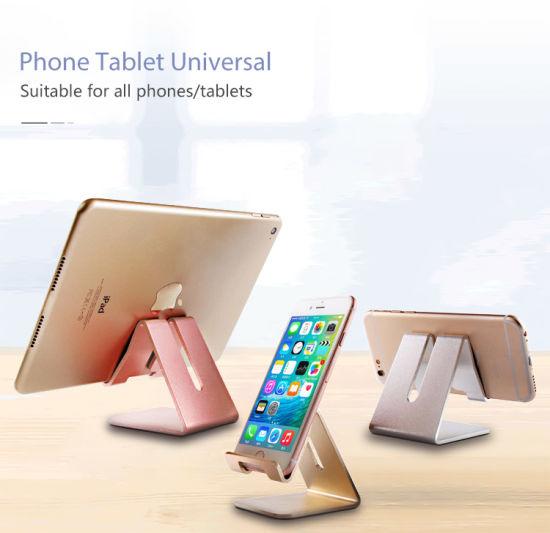 Cheap Wholesale Phone Holder Desktop Tablet Stand Factory Direct