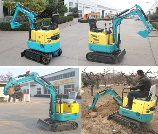China Small Project Use Mini Excavator For Europe Usa Japan Canada