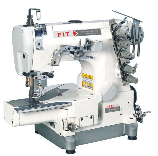 High Speed Cylinder Bed Interlock Sewing Machine Series Fit600-01CB