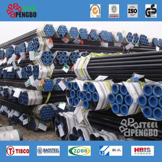 ASTM A53/106 Seamless Carbon Steel Pipe pictures & photos