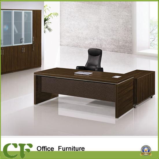 china italian design office executive desk luxury furniture wooden