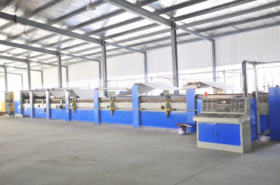 Corrugated Production Line Double Facer Machine pictures & photos