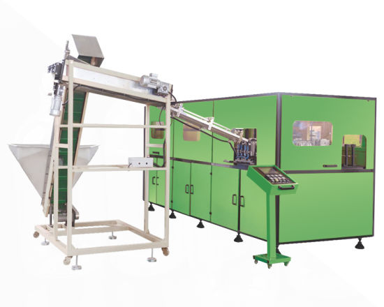 Factory Direct Sales Fully Automatic 4 Cavity Bottle Making Blowing Molding Pet Blow Moulding Machine/Plastic/Injection Blow Moulding Machine