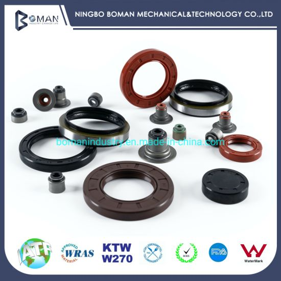 High Quality Molded FPM/NBR Rubber Product Oil Seal (TC/SC/SB/SA/TB/VC/TCN)