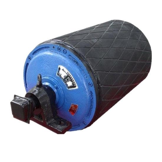 High-Strength Conventional Idler Pulley Conveyor Belt Drum