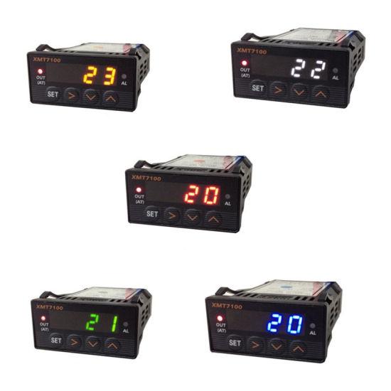 Digital Temperature Controller Xmt7100 Temperature Controller